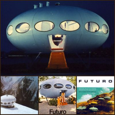FuturoHouseCollage