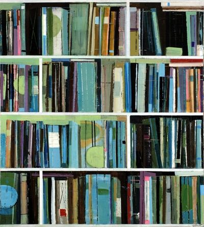PaintingsOfBookshelves5