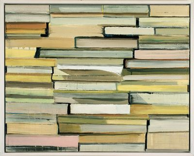 PaintingsOfBookshelves7