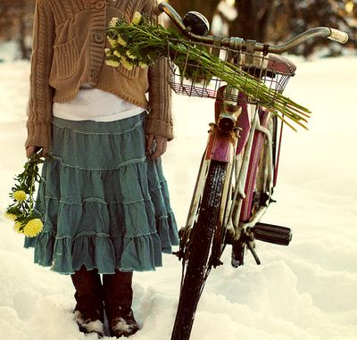 WinterBicycling